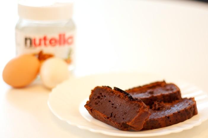 Pet minutni kolač od Nutelle