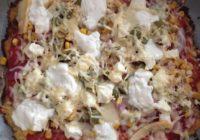 tijesto za pizzu od karfiola