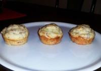 pizza muffini recept