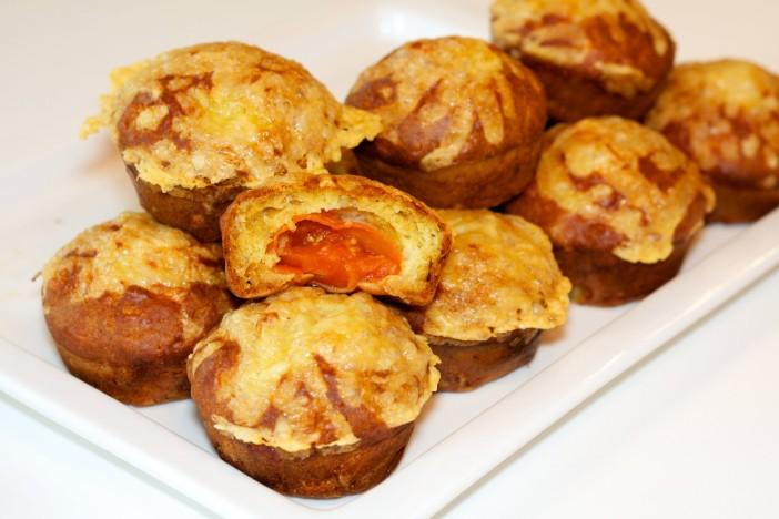 slani muffini s cherry rajčicom