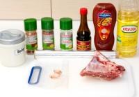 rebra s chili ljepljivim umakom