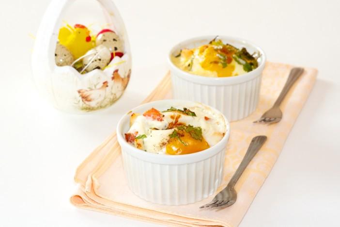 Složenac od piletina i jaja za doručak 7