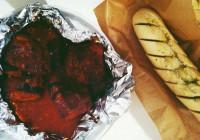 pecena rebra u chili ljepljivom umaku