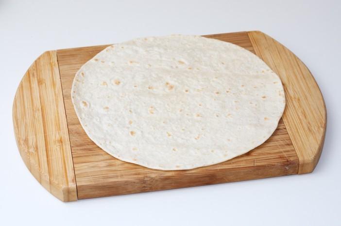 Tortilja s puretinom i povrćem 4