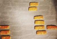 Domaći prutići od svježeg sira
