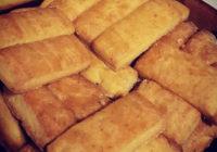 Recept za peciva od kravljeg sira i kukuruznog brašna