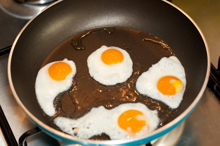 Tjestenina s pikant umakom od vrganja i prepeličjim jajima 3