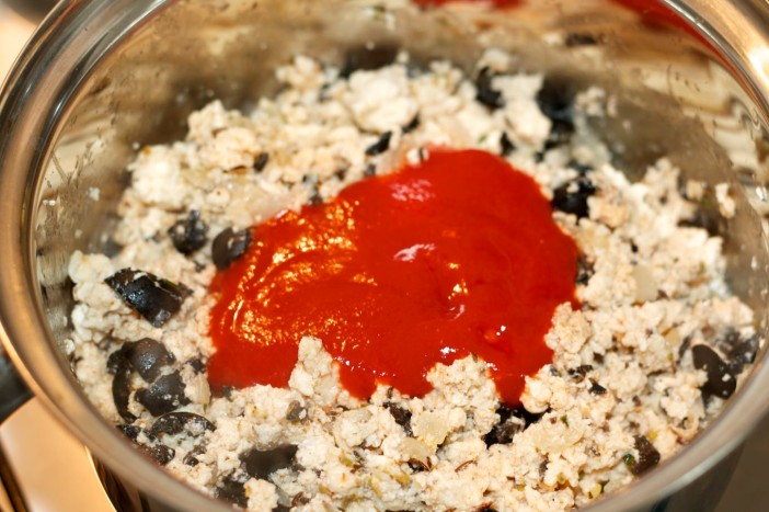 Zapecena tijestenina s mesnim raguom 3