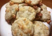domaći krekeri od sira