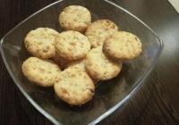 domaći sirni krekeri