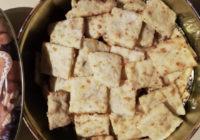 krekeri od sira i samo 2 sastojka