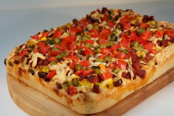 Pizza s kajganom za dorucak 13