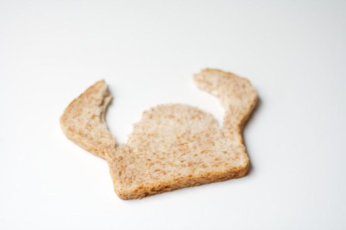 Tost muffini punjeni mortadellom i jajima 2