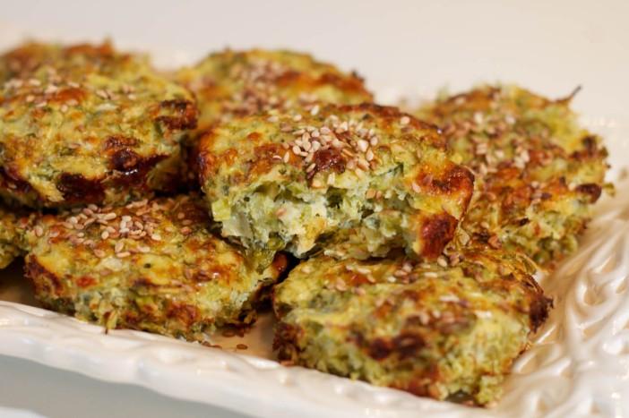 Muffini od kelja punjeni sa sirom lukom i cesnjakom 10