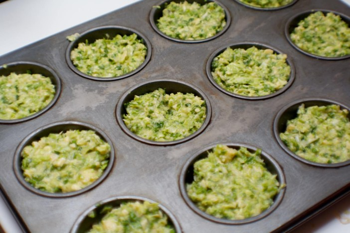Muffini od kelja punjeni sa sirom lukom i cesnjakom 6