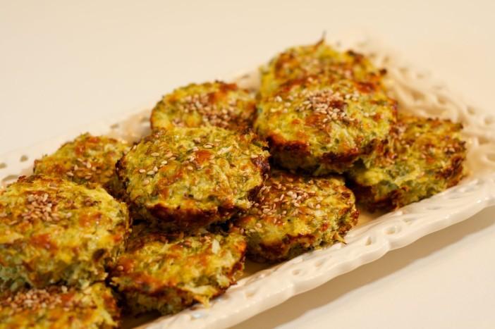 Muffini od kelja punjeni sa sirom lukom i cesnjakom 8