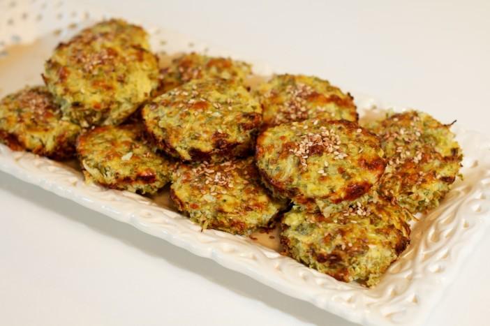 Muffini od kelja punjeni sa sirom lukom i cesnjakom 9