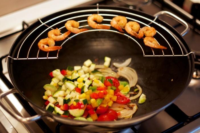 Talijanska tjestenina s povrce brusketama i parmezanom 7