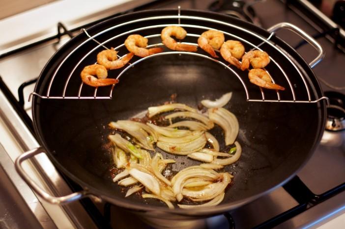 Talijanska tjestenina s povrce brusketama i parmezanom 8