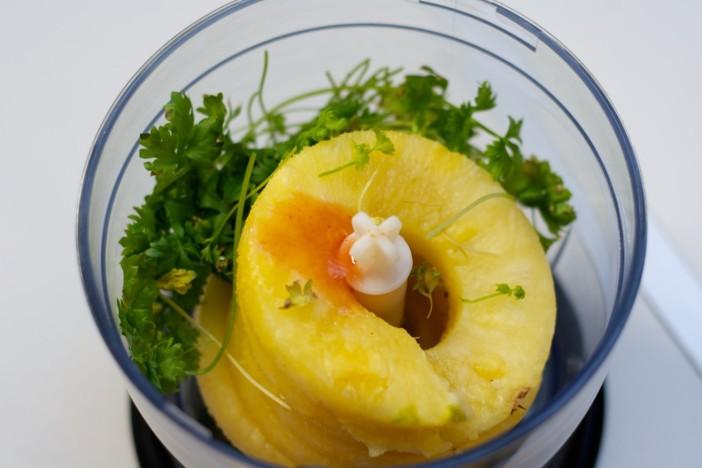 Kozice panirance u kokosu s ljutom salsom od ananasa 3