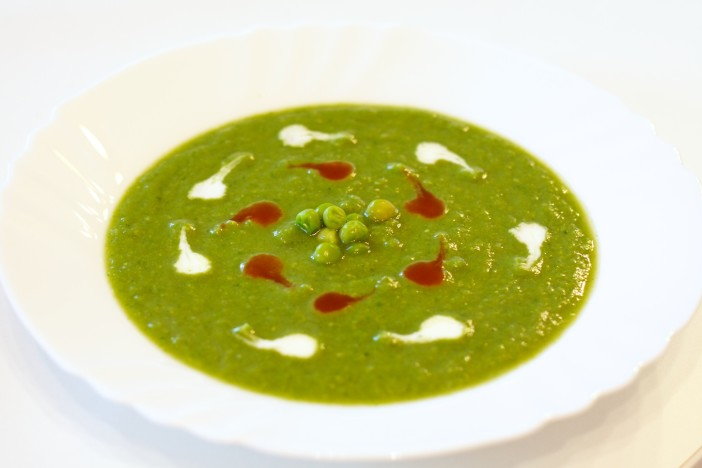 Krem juha od matovilca i graska bez krumpira brašna i vrhnja 3 (1)