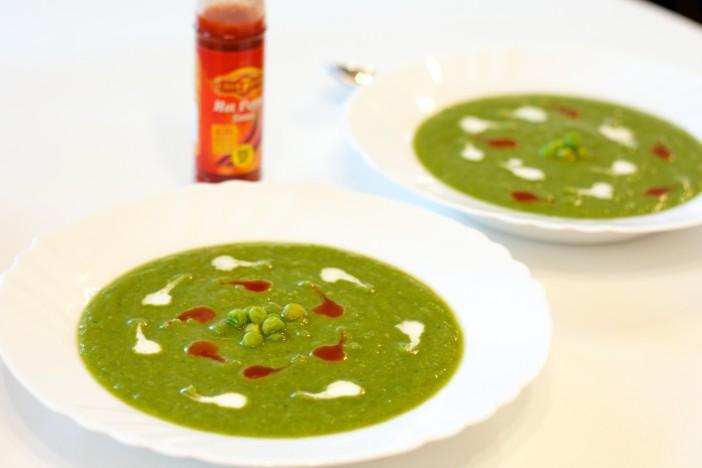 Krem juha od matovilca i graska bez krumpira brašna i vrhnja 4 (1)