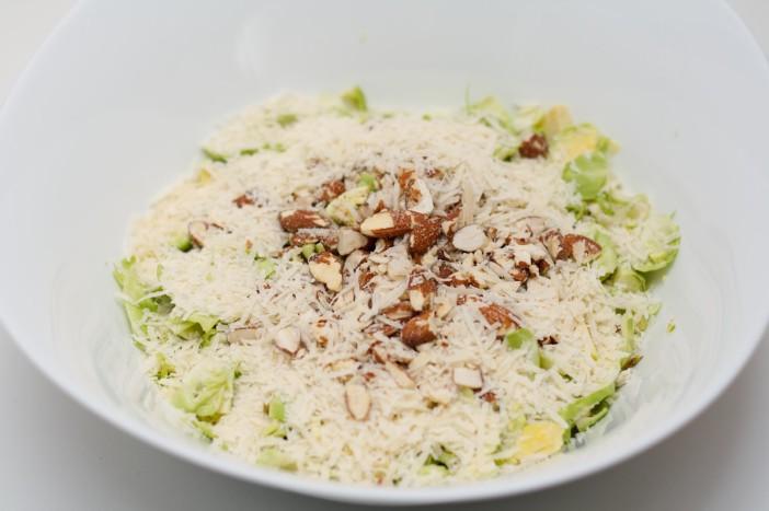 Prokulice na salatu sa špekom i ljutim dresingom od naranče i limuna 9