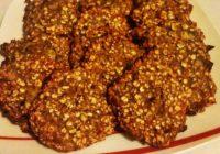 recept za zdrave kekse od banana