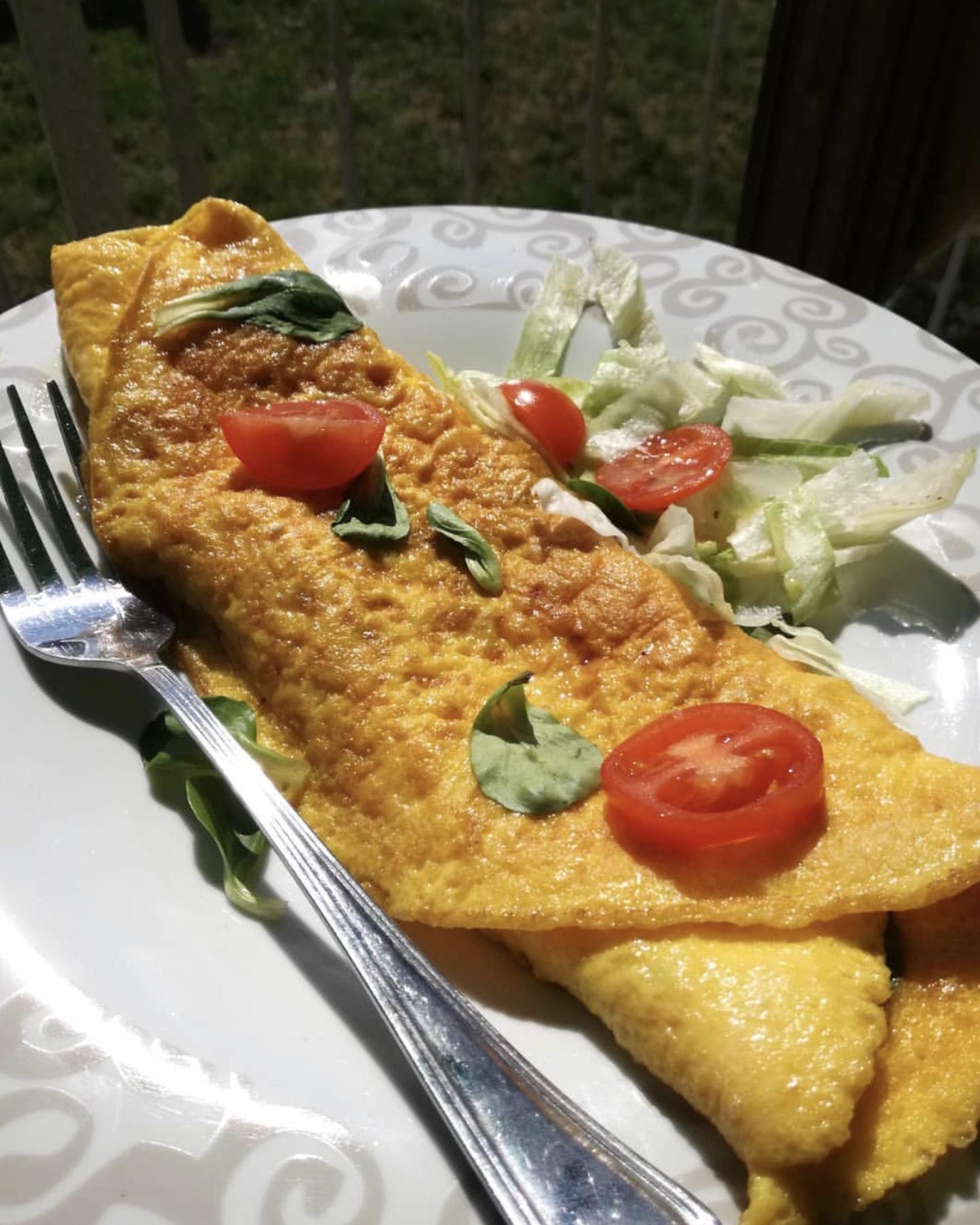 omlet za doručak