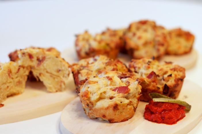 Špek muffin pogacice 10