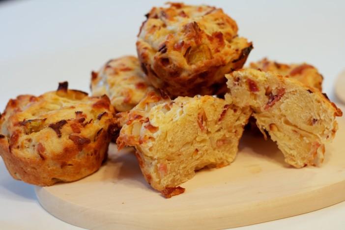 Špek muffin pogacice 12