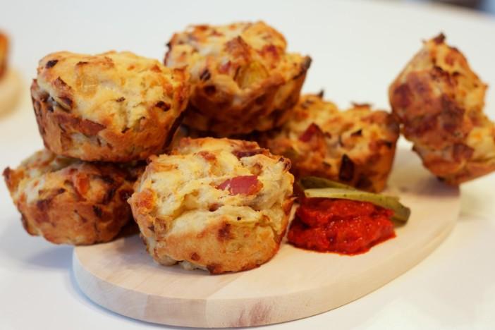 Špek muffin pogacice 13