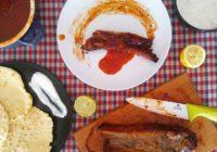 recept za reblja s roštilja s umakom