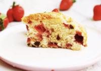 5 minutni kolač od jagoda recept