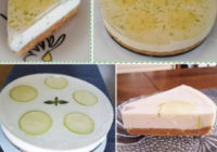 mojito cheesecake torta recept