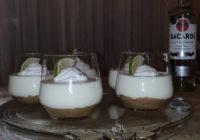 recept za mojito cheesecake u čaši