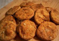 krekeri od sušenih vrganja