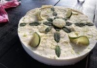 mojito cheesecake torta
