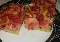 kolač od jagoda recept
