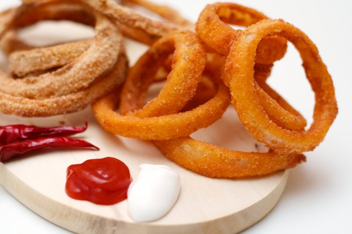 Chili onion rings - chili prženi kolutovi luka 8