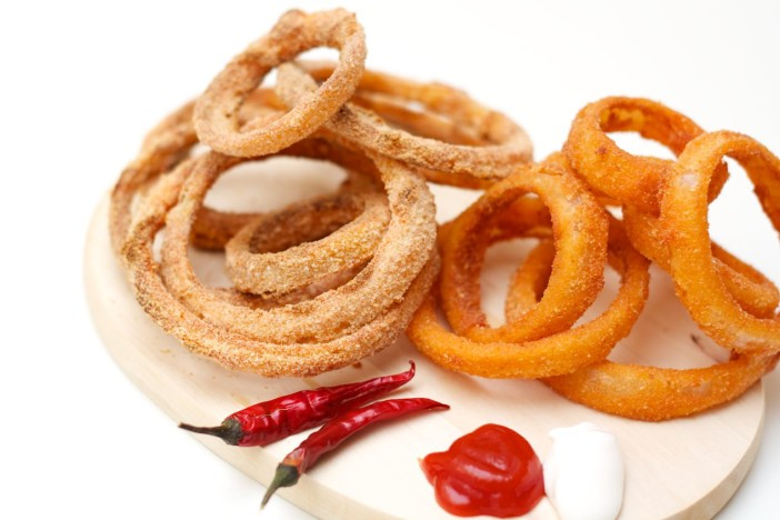 Chili onion rings - chili prženi kolutovi luka 9