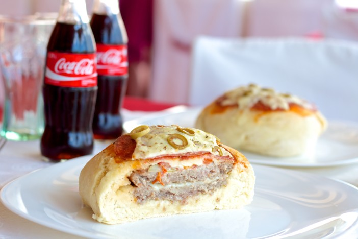Volim Meso Food Porn Pizza Hamburger 11