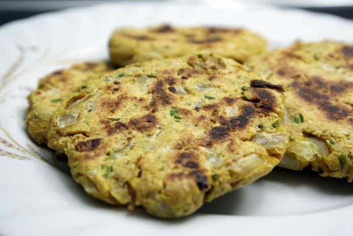 roti indijski kruh od slanutka