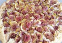 kolač sa smokvama i orasima