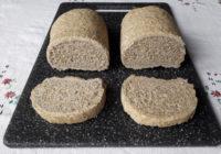 integralni kruh sa zobenim pahuljicama recept