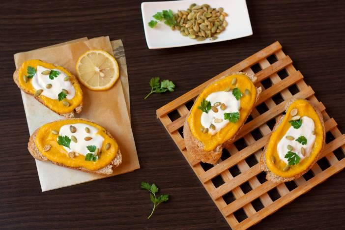 Krema od butternut tikve na kruhu sa sjemenkama bundeve darkova web kuharica 6