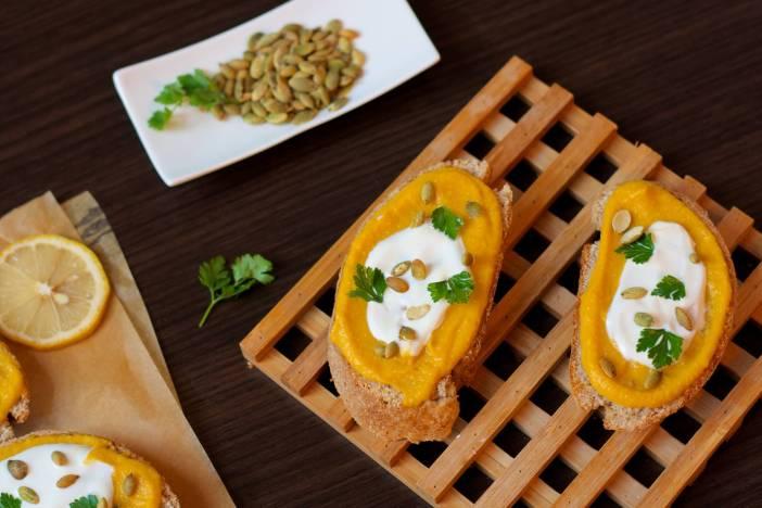Krema od butternut tikve na kruhu sa sjemenkama bundeve darkova web kuharica 7