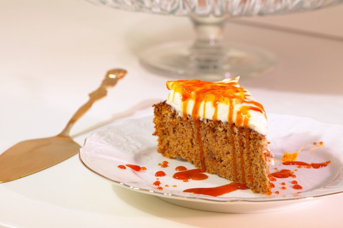 Bozicna biskvit torta od oraha i narance Darkova web kuharica 14