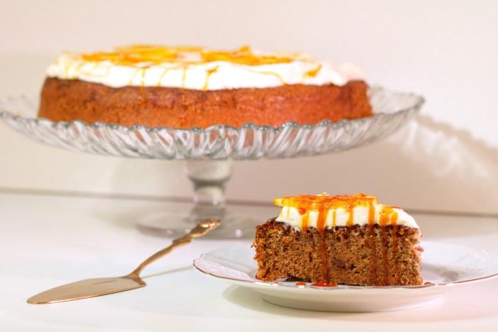 Bozicna biskvit torta od oraha i narance Darkova web kuharica 15