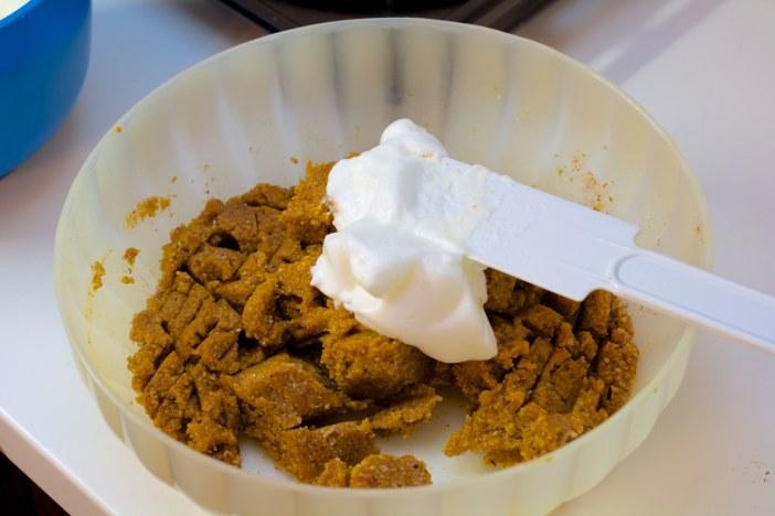 Bozicna biskvit torta od oraha i narance Darkova web kuharica 6